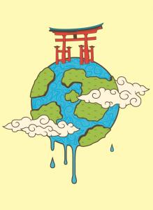 Bahasa Jepang di Asia