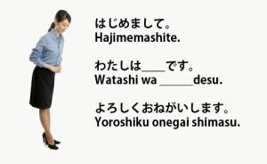 Percakapan Dasar Bahasa Jepang