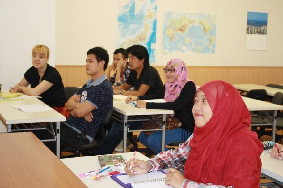 Sekolah Bahasa Di Jepang