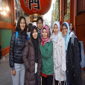 Sekolah Ke Jepang